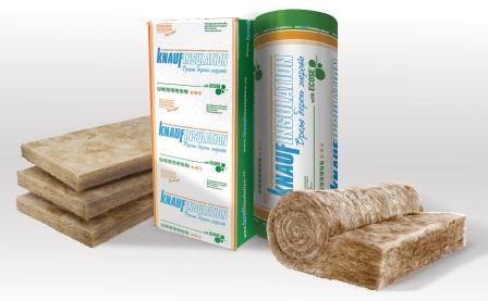 Knauf Insulation with ECOSE Technology